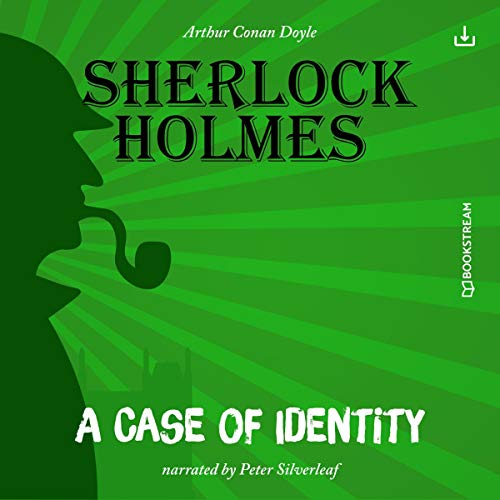 A Case of Identity cover art