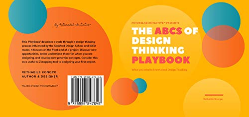 The ABCs of Design Thinking PlayBook: All that you need to know about Design Thinking (English Edition)