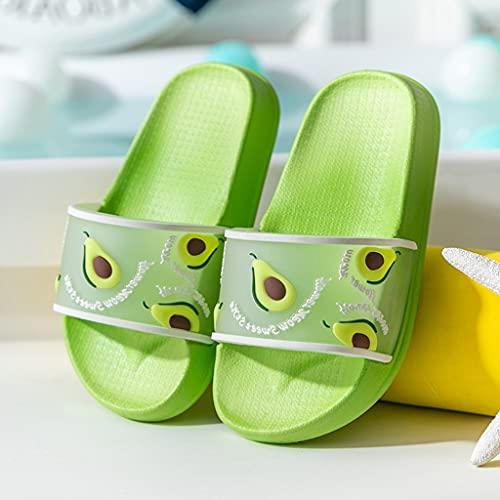 Zapatillas Chanclas para Niños Y Niñas, Zapatillas De Frutas Calzado Outdoor Zapatillas Sandalias Mujer Hombre, Zapatillas De Baño Suela Blanda Antideslizante, Sandalias De Verano