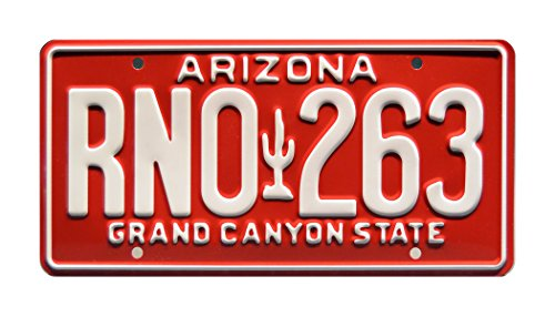 Celebrity Machines Fast and the Furious | RNO 263 | Metal Stamped License Plate