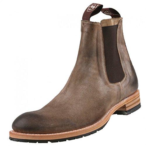Sendra Chelsea Boots 5595 grijs