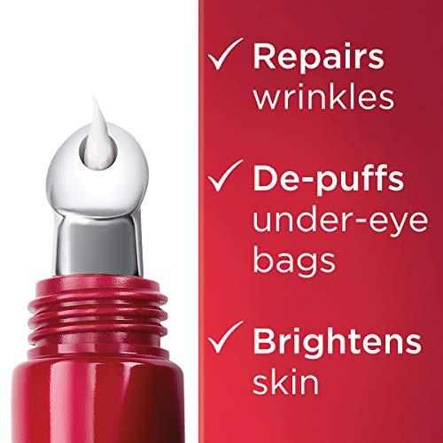 L'Oreal Paris Skincare Revitalift Triple Power Anti-Aging Eye Cream, Under Eye Treatment, with Pro Retinol, Hyaluronic Acid