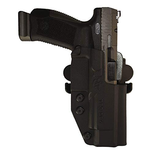 COMP-TAC.COM International Holster - CANIK - TP9 SFX - Right - Black (Competition, Range, General Carry, IDPA, USPSA)