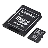 Kingston Industrial Grade 8GB ZTE Cymbal Z-320 MicroSDHC Card Verified by SanFlash. (90MBs Works for Kingston)