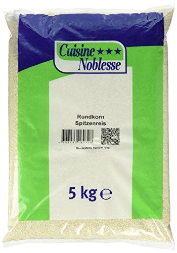 Cuisine Noblesse Rundkorn-Spitzenreis, 1er Pack (1 x 5 kg)