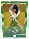 2001 Limited Edition Third In The Series Flowers In Fashion Collection The Calla Lily Barbie