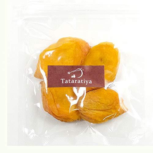 岐阜 多々楽達屋 生乾燥黄桃60g ドライフルーツ 砂糖不使用 たたらちや