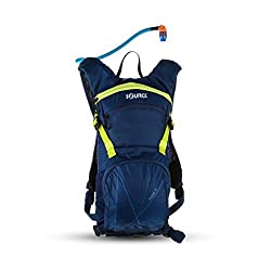 Source Outdoor Rapid Hydration System Pack with 2L Cargo Storage