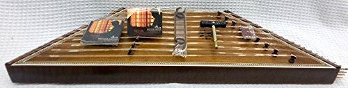 Persian Hohe Qualität Santoor, Holzschläger, Dulcimer mit Hard Case