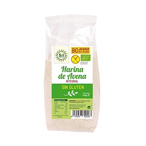 Feelings Harina de Trigo Sarraceno Ecológica, Sin Gluten, Fácil Digestión   1Kg