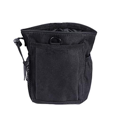 VORCOOL Chalk Bags Klettern Chalk Tasche für Klettern Gymnastic Lifting (schwarz)