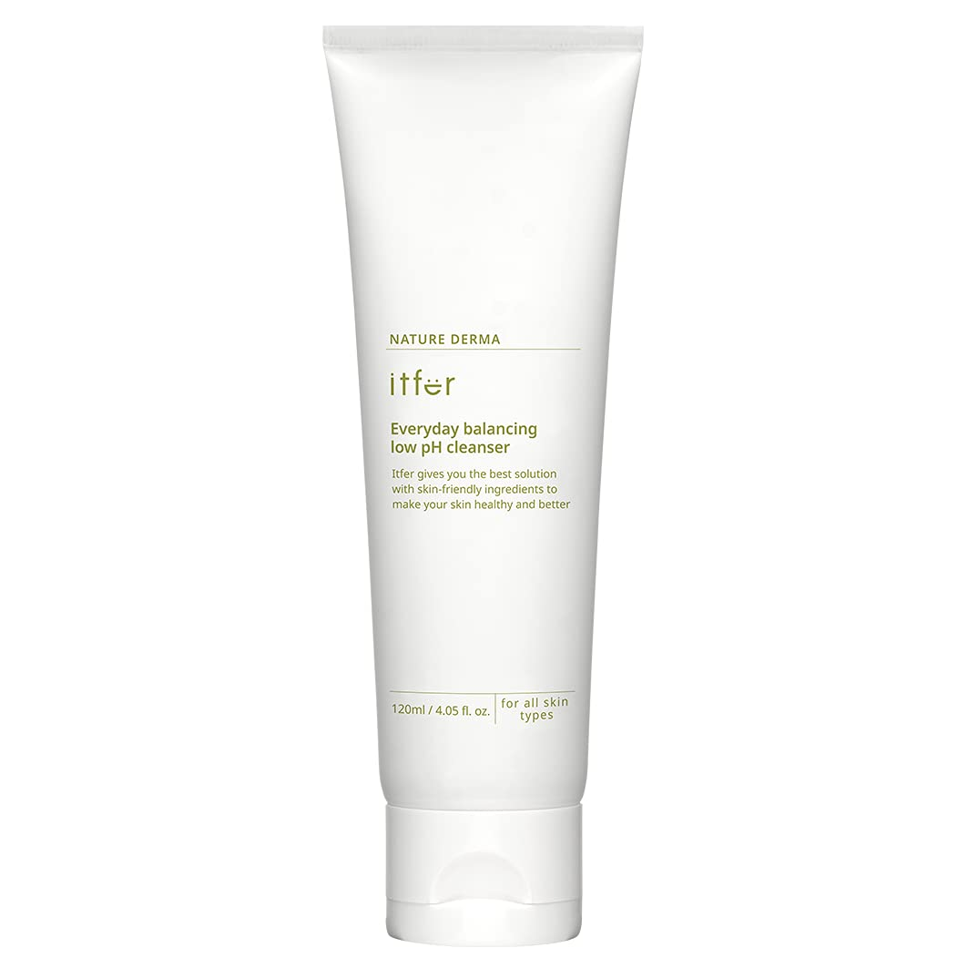 ITFER Everyday Balancing Low pH Cleanser oz S Selling rankings 4.05 The New item Makes fl