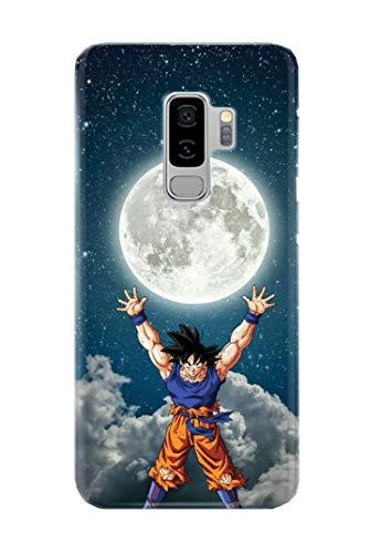 Carcasa para Samsung Galaxy S9+ [Plus] Dragon Ball Goku Son Gohan Vegeta 27 Diseños