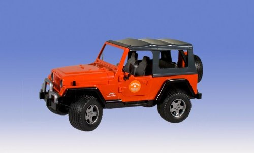 Bruder 02520 JEEP Wrangler Unlimited (rot)