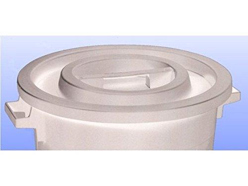 Stefanplast Couvercle pour 100–120 Litre Drum, Neutre, 30 x 53 x 3 cm