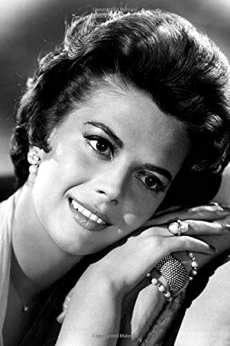 Natalie Wood notebook, journal, diary - classic writing perfect 120 lined pages #2 (Natalie Wood Notebooks)