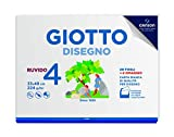 Giotto Album Disegno 4, A3, Carta Ruvida, 583600