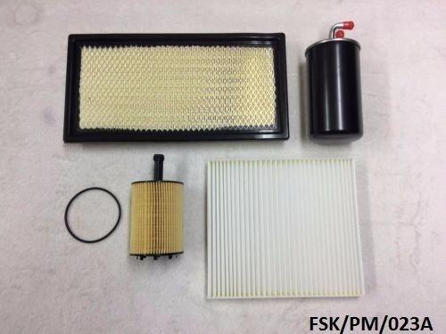 Ashika Winfil filtres kit d'entretien Calibre PM 2.0 Crd 2007–2010