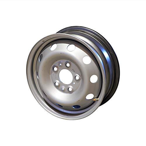 Stahlfelge Silber mit Ventil 6x16 ET68 Demontiert Heavy 16 Zoll 1375622080
