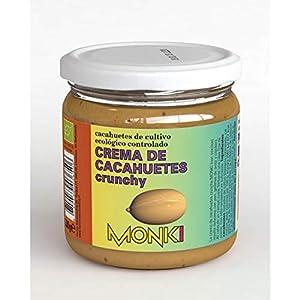 Monki Crema De Cacahuetes Crujiente Monki 330 G Bio 430 g