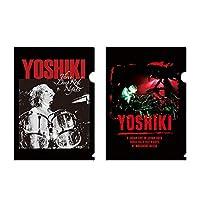 エックス/ヨシキX JAPAN/YOSHIKIX JAPAN Live 2018紅に染まった夜Makuhari Messe 3DaysYOSHIKIクリアファイルセットA品