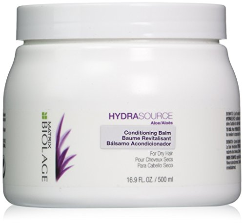 BIOLAGE Hydrasource Conditioning Balm For Dry Hair, 16.9 Ounce