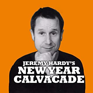 Jeremy Hardy's New Year Cavalcade cover art