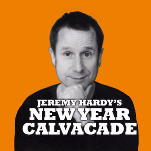 Jeremy Hardy's New Year Cavalcade audiobook cover art