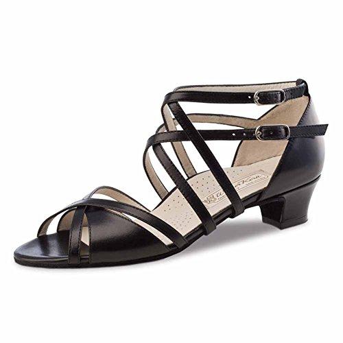 otto kern sandalette schwarz