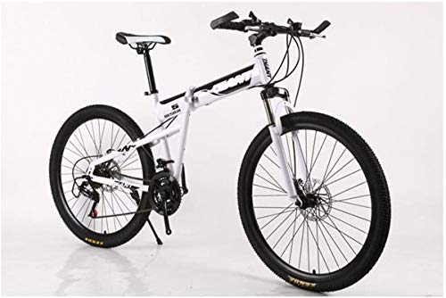 HCMNME Bicicleta Duradera, Deportes al Aire Libre Bicicleta de montaña, 17