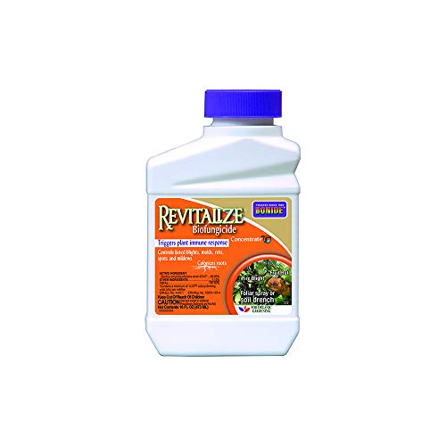 Bonide (BND777) - Revitalize Biofungicide, Fungicide/Bactericide Concentrate,Multicolor, (16 oz.)
