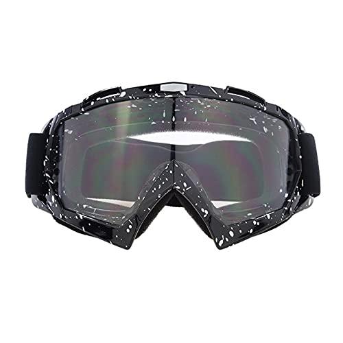 CHQY Gafas de sol polarizadas para montar en deportes, gafas de sol de motocross al aire libre para niños, usadas para correr golf D