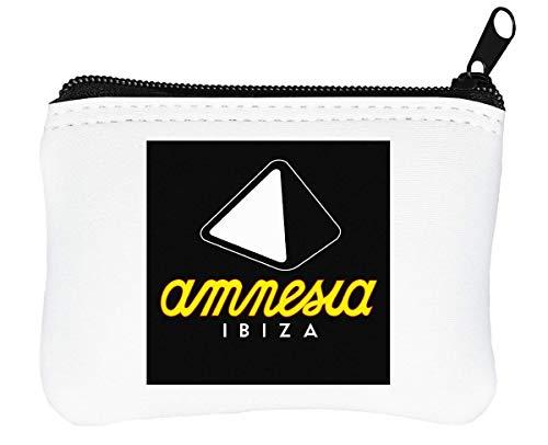 Amnesia Ibiza portemonnee met ritssluiting