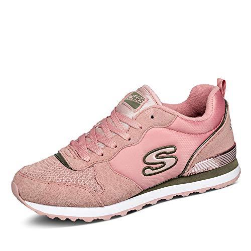 Skechers Damen 155287-MVE_39 Sneakers, pink, EU