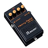 BOSS HM-2w Heavy Metal Guitar Effects Pedal | Legendary Chainsaw Tone of Swedish Death Metal | Waza Craft Edition | Standard HM-2 Mode and More Aggressive Custom Mode