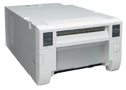 Mitsubishi Compact Digital Dye Sublimation Thermal Photo Printer, 2x6, 3.5x5, 4x6, 5x7, 6x6, 6x8 Photos, USB 2.0 (CP-D70DW)