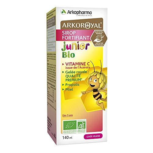Arkopharma Arkoroyal Sirop Fortifiant Bio Junior