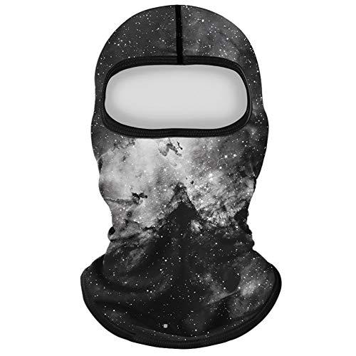 qwqqaq Anti-escupir Pasamontañas,Sin Costura Unisexo Pañuelos Cabeza Cubrir,Turbante Mágico para El Ciclismo