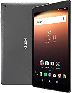 "Alcatel A3 10 9026X, 4G Tablet PC, 10.1"", 16 GB (eMMC), Quad Core, Black"
