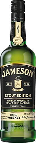 Jameson Caskmates Whiskey Stout Edition – Blended Irish Whiskey, gereift in Craft-Beer-Fässern – Milder Whiskey aus Irland – 1 x 0,7 l