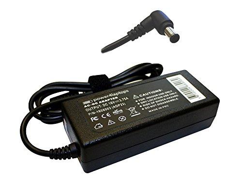 Power4Laptops Adaptador Fuente de alimentación portátil Cargador Compatible con Fujitsu Siemens Stylistic ST6012