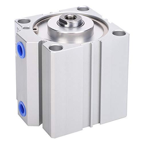 Cilindro neumático fino del pequeño cilindro de la ocupación del espacio del acero inoxidable para automático