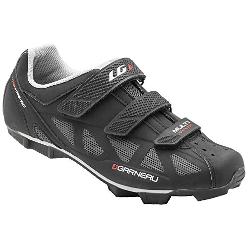 Louis Garneau Men's Multi Air Flex II Bike Shoes for Commuting, MTB and Indoor Cycling
