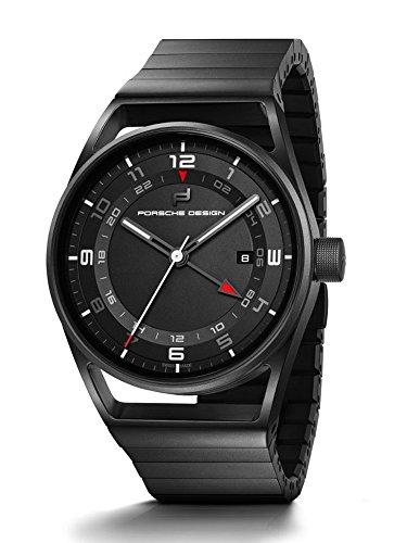 Porsche Design 1919 Globetimer All Black 6020.2.02.001.02.2