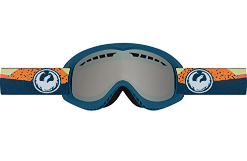 Dragon Alliance DX Kick Ski Goggles, Blue