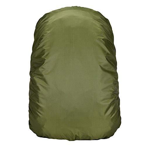 Noete Funda para mochila, protección contra la lluvia para mochilas, funda para la lluvia, funda impermeable, funda para senderismo, camping, viajes y mochilas, S (30-40L)