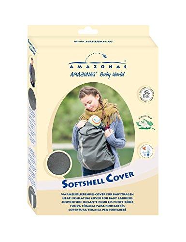 Amazonas Softshell Cover - Copertura Termoisolante e Impermeabile per Marsupi - 350 g
