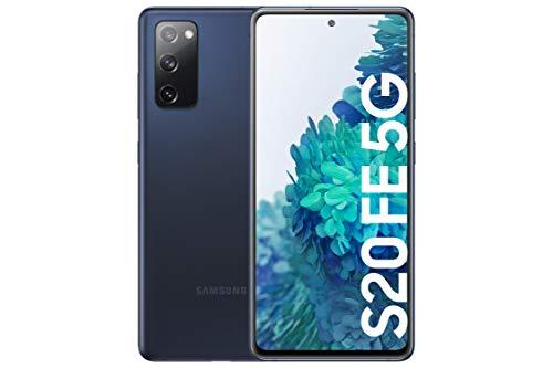 Samsung GALAXY S20 FE 5G cloud navy G781B Dual-SIM 128GB Android 10.0 Smartphone