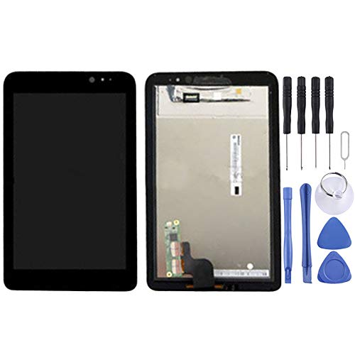 A+Xu Jie XJ LCD Display + Touch Panel for Acer Iconia W4 NCYG W4-820(Black) (Color : Black)