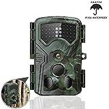 GordVE Wildlife Camera Photo Trap, 1080P FHD Hunting Camera Infrared Night Vision Motion